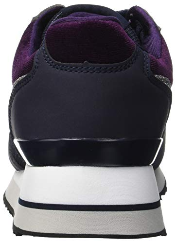 S Blu ASSN Dark Sneaker Bl POLO U Blue Tuzla Dk Donna TZ7ngw7qd