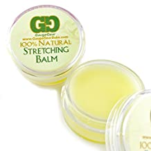 Gauge Gear® Ear Stretching Balm Cream with Jojoba Oil. Piercing aftercare. Used for Ear Plugs, Ear Tapers, Ear Expanders, Ear Tunnels 10ml.