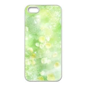 Custom Clover Back Cover Case for iphone5,5S JN5S-140 by icecream design