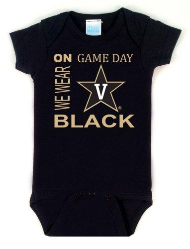 Future Tailgater Vanderbilt Commodores On Game Day Baby Onesie (12-18 Months) for $<!--$14.99-->