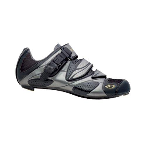 Giro 2013 Women's Espada Road Bike Shoes (Black/Titanium - 40.5)
