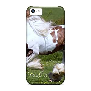 New Style RLBennett Galloping Pony Premium Tpu Cover Case For Iphone 5c