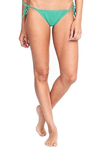 (Old Navy String-Bikini Bottoms for Women Included! (Aqua, Medium))