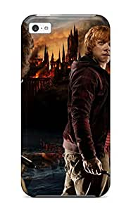 CaseyKBrown RfOkIRS9453pzTtd Protective Case For Iphone 5c(harry Potter Deathly Hallows Part Ii)