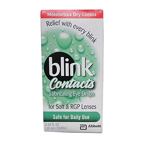 Blink Contacts Lubricant Drops Pack product image
