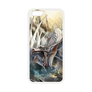 """QSWHXN Cover Shell Phone Case Dragon For iPhone 6 Plus (5.5"""")"""