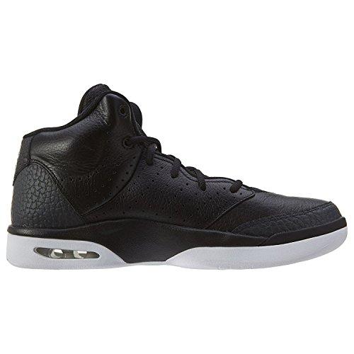 Jordan Uomo, Flight Tradition, Pelle, Sneakers Alte, Nero