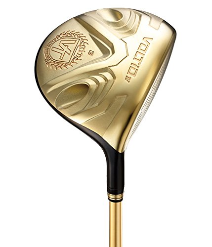 Katana Golf Voltio IV #3 Gold Fairway Wood Tour AD Flex Regular by Katana Golf Voltio