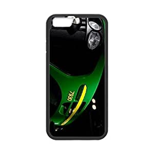 iPhone 6 Plus 5.5 Inch Phone Case Black John Deere SF8601513