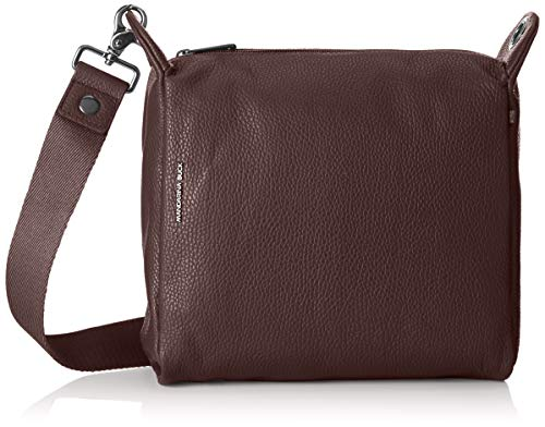 Mandarina Duck Damen Mellow Leather Tracolla Schultertasche, 10x24x25.5 cm