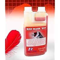 Belgavet Red Mask 500ml, (pigmentante Rojo 100% Natural)