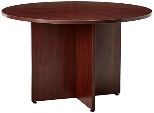 HON BL Series Conference Table Round XBase Diameter - Hon racetrack conference table