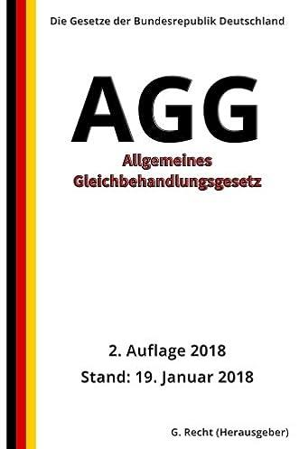 allgemeines gleichbehandlungsgesetz agg, 2 auflage 2018 what is the ss allgemeines #14