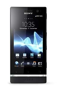 Sony Xperia U - Smartphone libre Android (pantalla de 3,5