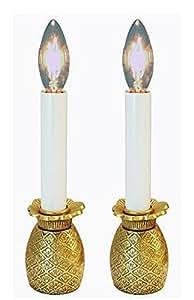 Amazon Com Kensingtonrow Home Collection Candle Lamps
