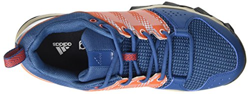 Adidas Herren Galaxy Trail M Traillaufschuhe, Rot (Azubas/Ftwbla/Narene), 44 EU