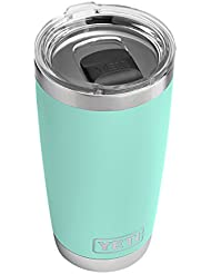 YETI Rambler 20 oz Stainless Steel Vacuum Insulated Tumbler w/ MagSlider Lid