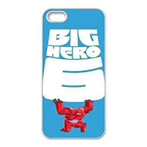 Big Hero 6 iPhone Case for iphone 5/5s, Well-designed TPU iphone 5s Case, iphone accessories