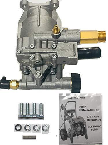 Homelite New 2700 PSI Pressure Washer Pump Replaces 308418007 Models HL252300, UT80522, UT80953, UT80522B, UT80953B, PS80522, PS80903B, UT80522A, UT80953A, UT80522D, UT80522E