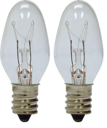 2-Pack 10-Watt Appliance Replacement Dryer Incandescent Light Bulb