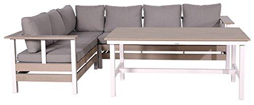 garden impressions toronto 4 teilige sitzgruppe. Black Bedroom Furniture Sets. Home Design Ideas