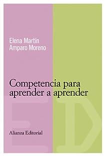 Competencia para aprender a aprender par Martín