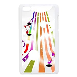 Musical notation Customized Phone Case for iPod Touch 4,diy Musical notation Case