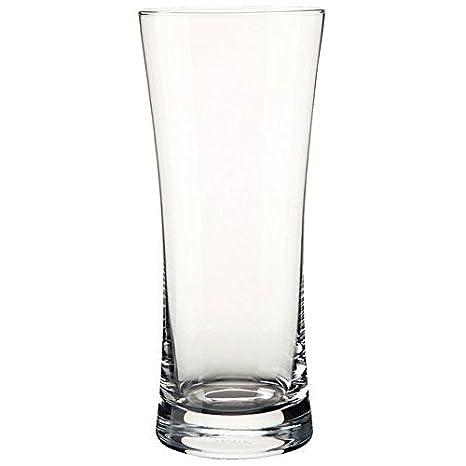 Schott Zwiesel (Shot Zwiesel) a través de cristal de cerveza ...