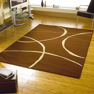 Retro classics brown swirls bedroom lounge rugs modern cheap and retro classics brown swirls bedroom lounge rugs modern cheap and affordable rug publicscrutiny Image collections