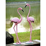 SPI Home 33349 Pink Flamingo Pair Sculpture Review