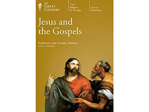 Price comparison product image Jesus and the Gospels