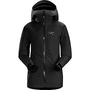 Amazon Com Arcteryx Nadina Jacket Women S Black Xs