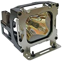 Hitachi DT00231 LCD Projector Assembly with Original Bulb Inside