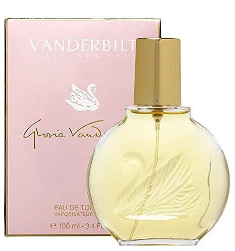 Gloria Vanderbilt Agua de tocador para mujeres - 100 ml: Amazon.es
