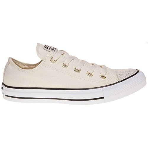 All Basses Femme Star Natural Baskets Chuck Converse Taylor XEqBBv