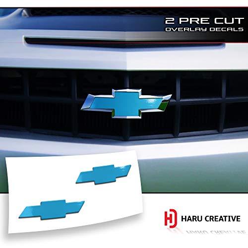 chevrolet emblem blue - 2