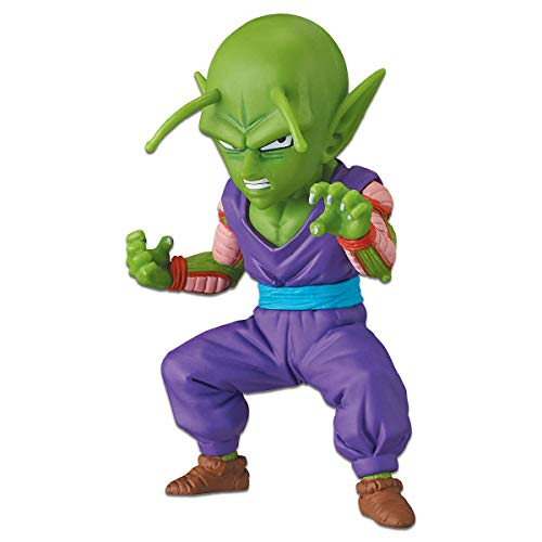 Mini Piccolo - Dragon Ball Z Resurrection ''F'' Piccolo Heroes World Collectible Figures WCF Character Mini Figure Toy Collection Anime