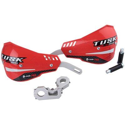 Tusk D-Flex Pro Handguards RED 7/8'' Bars