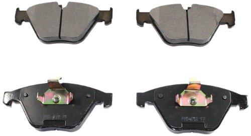 DuraGo BP918 C Front Ceramic Brake Pad