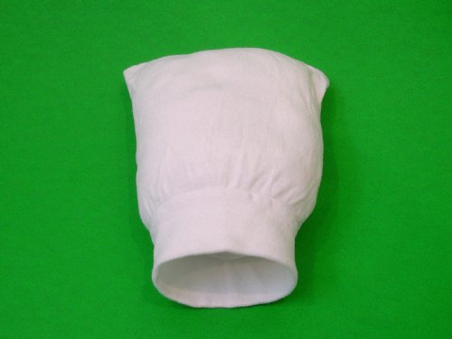 Men's Tanning Cap (One Size Fits All) Provides UVA/UVB Protection During Tanning