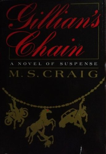 Image for Gillian's Chain: A Novel of Suspense