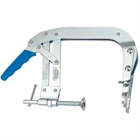 Draper Expert 02342 - Compressore a molla per valvole, 68-130 mm