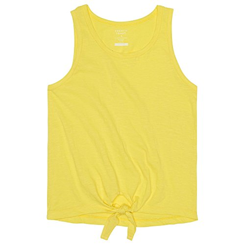 Little Girl Tank Top (French Toast Little Girls' Tank Top, Scorcher, 6)