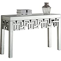Meridian Furniture 412-T Santorini Console Table