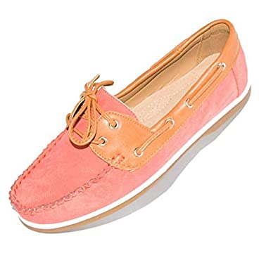7d3763b930d LSW Women s Slip-on Loafers Comfort Shoes