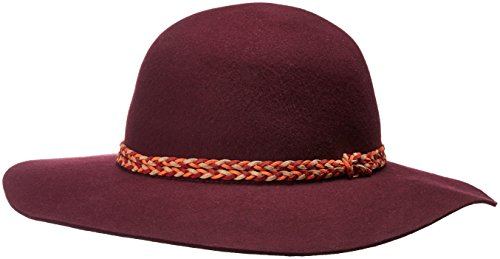 prAna Edie Hat, Black Cherry, One Size - Black Cherry Beanie
