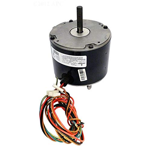 Pentair 470289 Fan Motor with Acorn Nut Kit Replacement ThermalFlo Pool and Spa Heat Pump