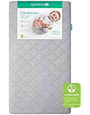 Newton Wovenaire Crib Mattress- 100% breathable design proven to reduce suffocation risk. Beyond organic- fully washable, UL Greenguard Gold Certified lowest VOC's, non-toxic and hypoallergenic
