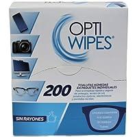 OptiWipes | Caja con 200 toallitas húmedas
