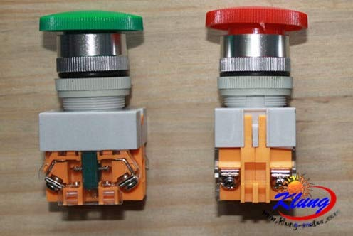 - Fincos ! 12v Big Size Horn Button,New Style,Buggy Parts, ATV Parts, go Kart Parts